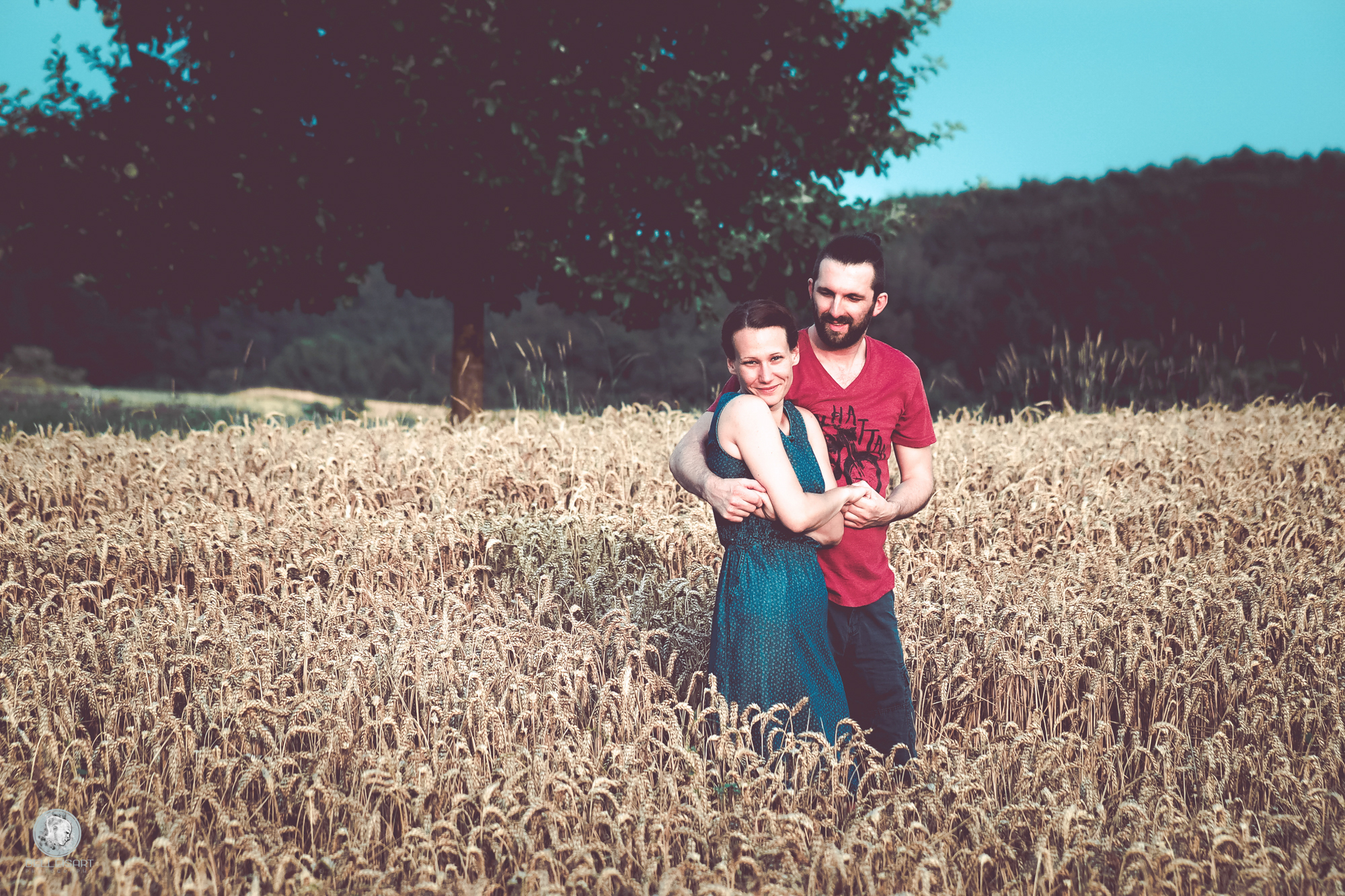 Jenni & Mike | ©belleisart.com